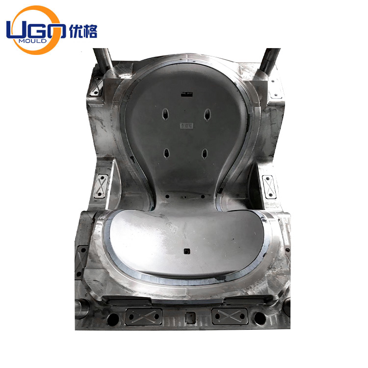 High-quality commodity mould company office-1