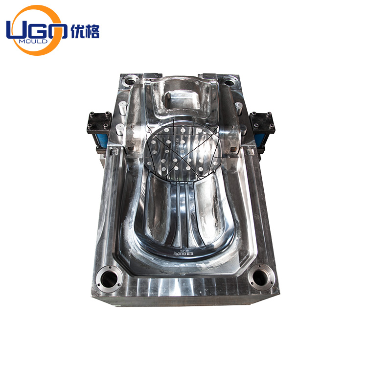 High-quality commodity mould company office-2