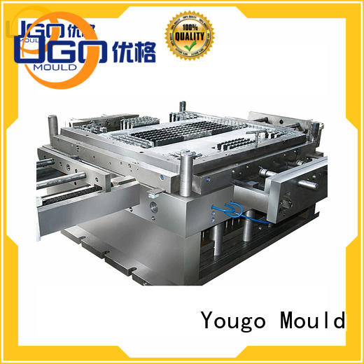 industrial mold manufacturing company project
