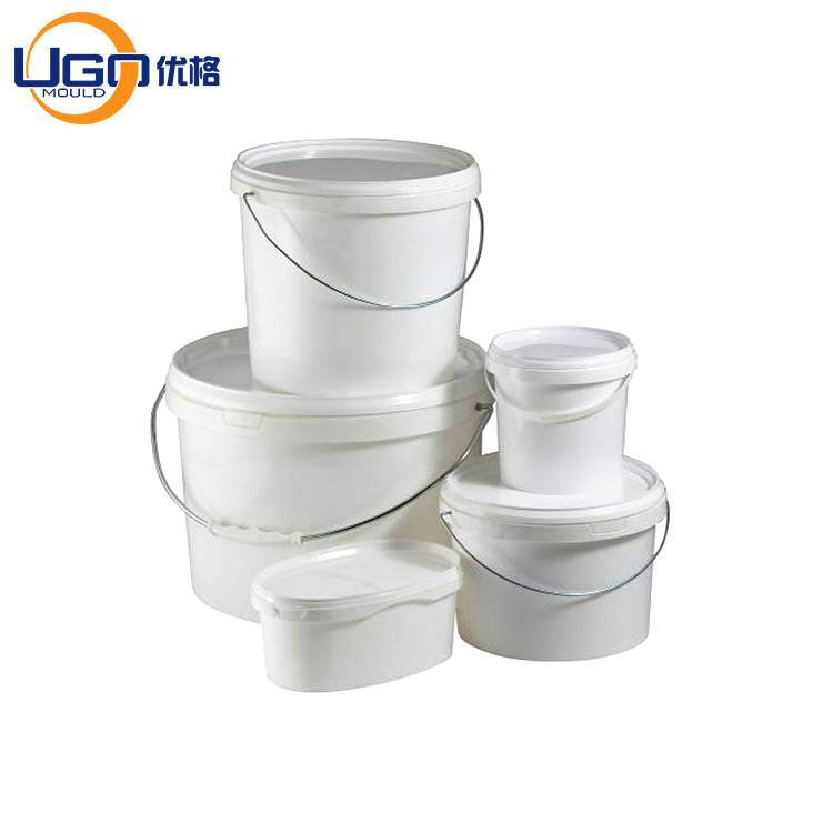 Plastic Bucket Mould