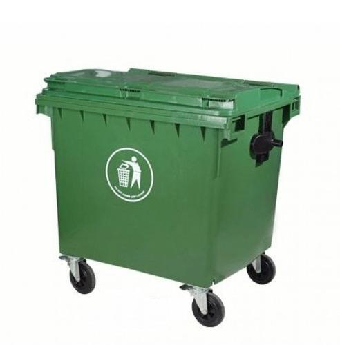 Outdoor garbage bin mould