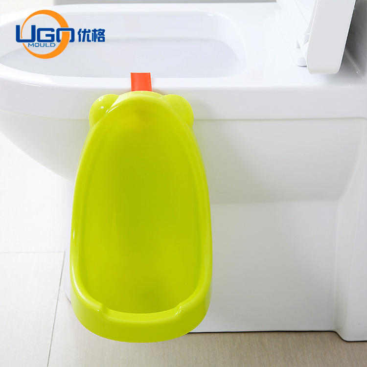 Hanging toilet urinal
