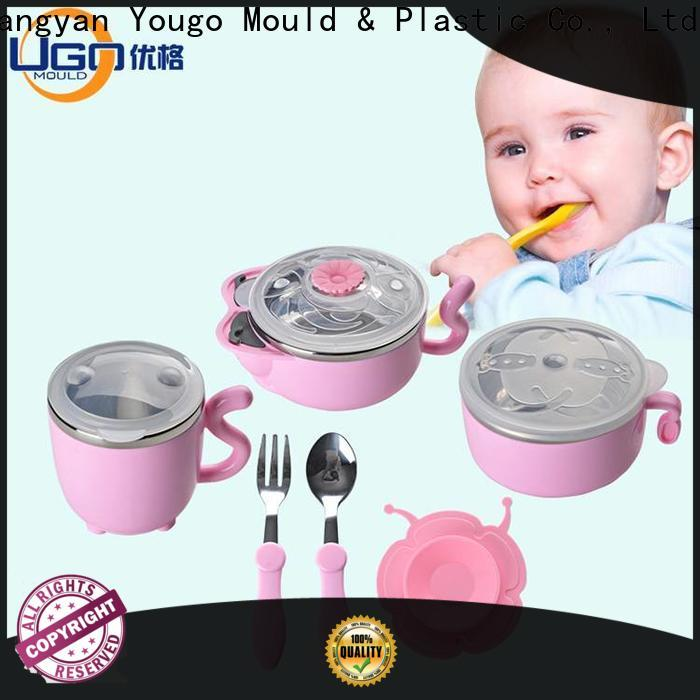 Yougo Best plastic molded products factory daily