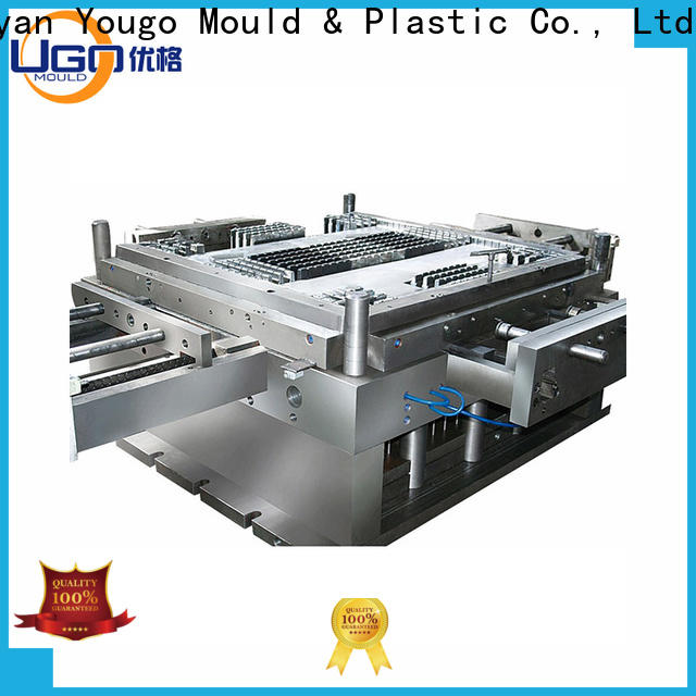 Custom industrial mold manufacturing suppliers building