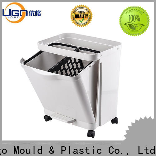 New plastic molded products supply industrial