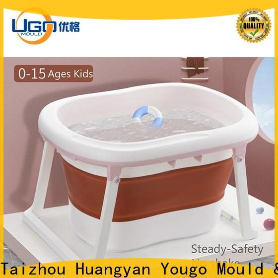 Yougo Custom plastic molded products for sale dustbin