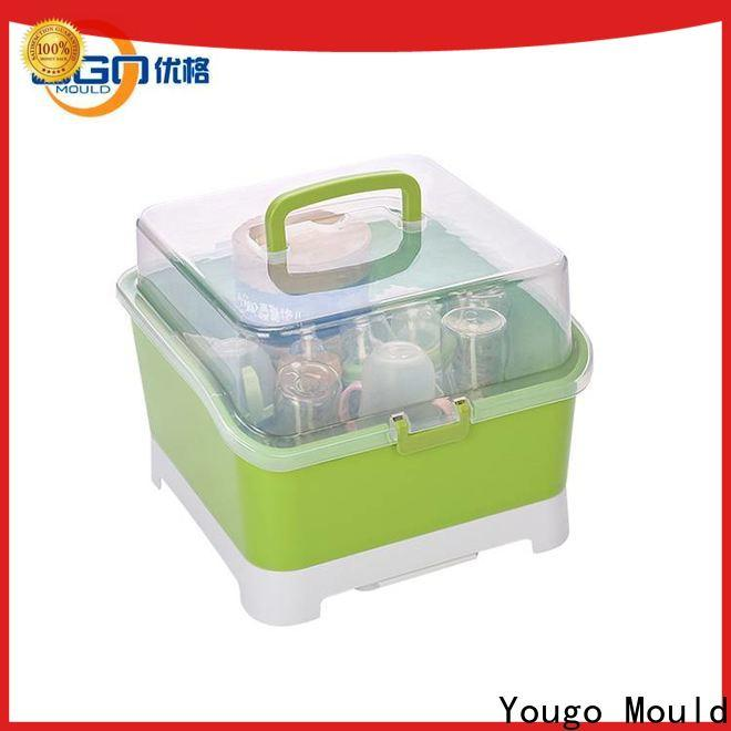 Yougo Best plastic molded products suppliers dustbin