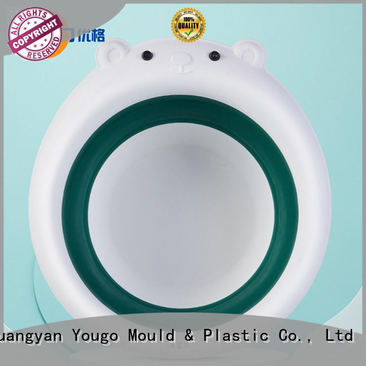 Custom plastic molded products factory medical
