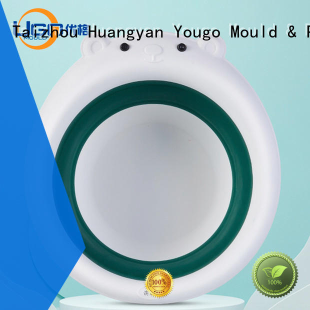 Yougo High-quality plastic products company dustbin