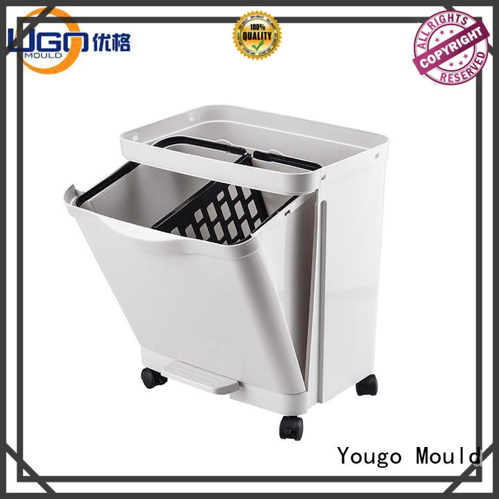 Latest plastic molded products manufacturers dustbin