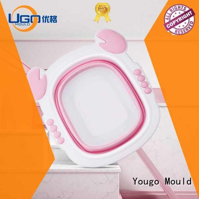 Yougo plastic molded products for business dustbin