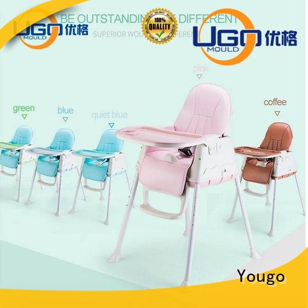 Yougo plastic molded products factory dustbin