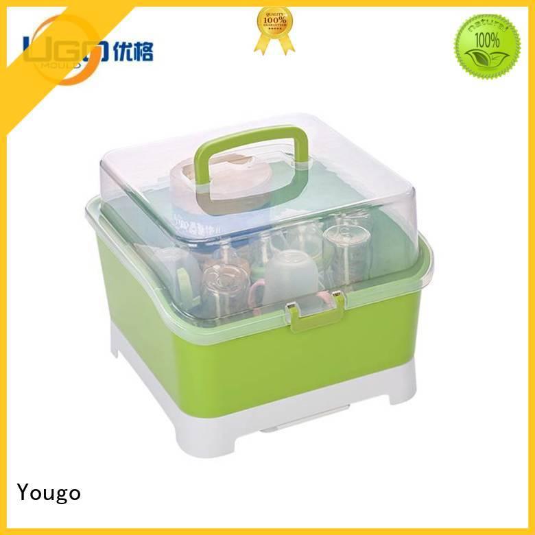 Yougo plastic molded products supply desk