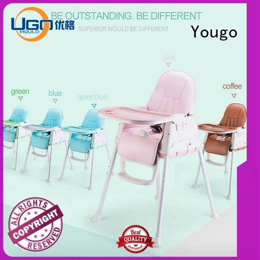 Yougo Custom plastic products manufacturers dustbin