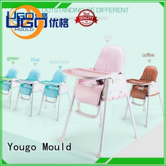 Yougo Custom plastic molded products suppliers chair