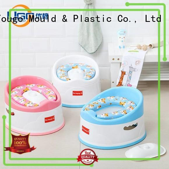 Yougo Custom plastic products for sale dustbin