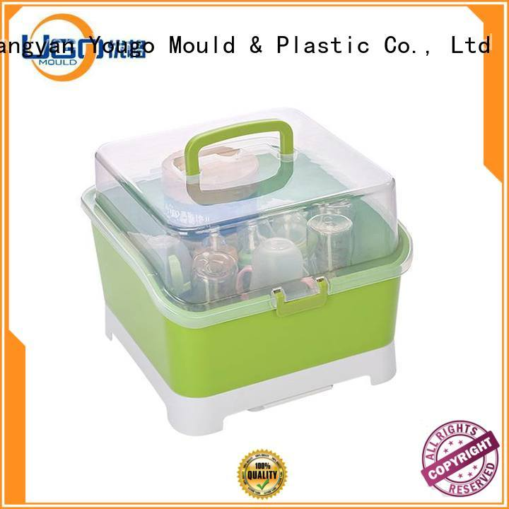 Yougo plastic molded products suppliers dustbin