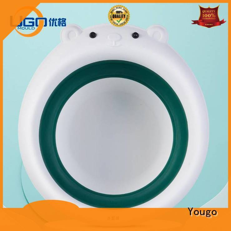 Yougo New plastic products for business dustbin