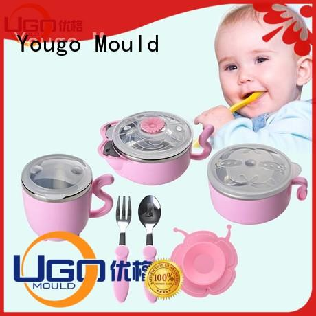 Yougo Latest plastic products manufacturers dustbin