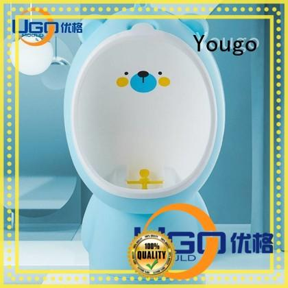 Yougo plastic products for business dustbin