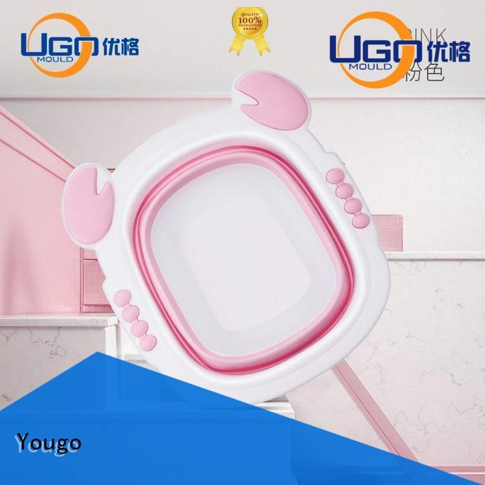Yougo Custom plastic molded products manufacturers dustbin